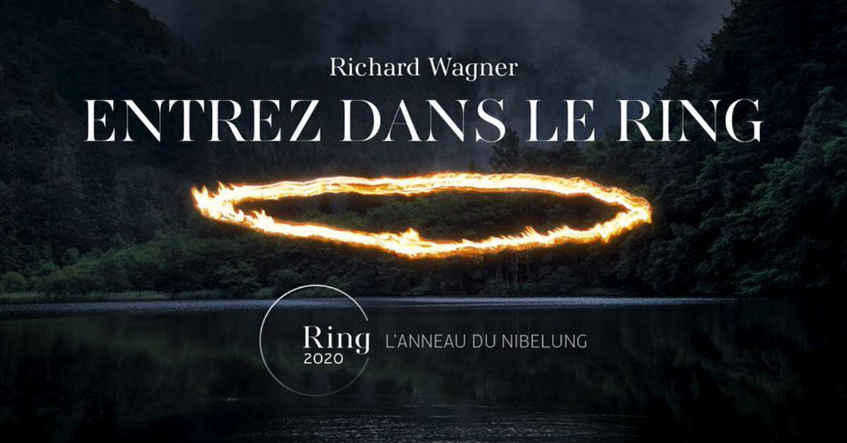 Фестиваль Кольца - тетралогия Рихарда Вагнера Кольцо нибелунга