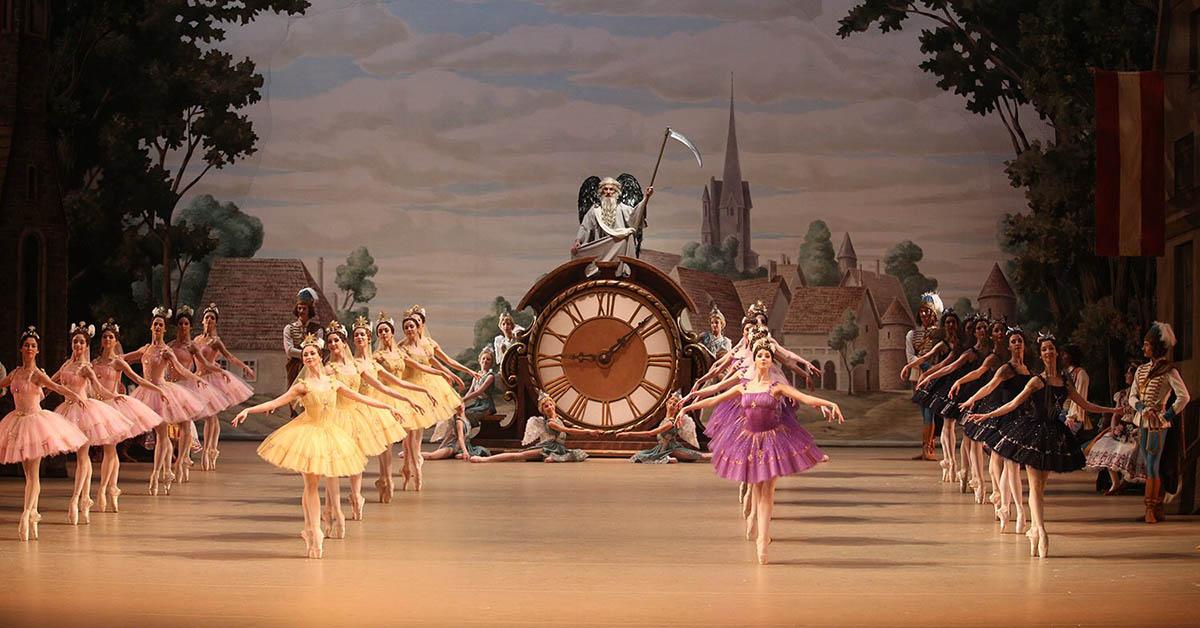 Балет Коппелия, Большой театр