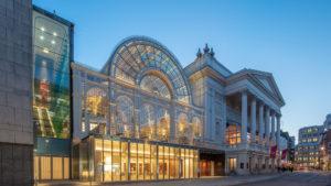 Королевский театр в Ковент-Гардене / Royal Opera House