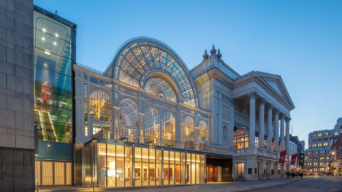 Королевский театр в Ковент-Гардене / Royal Opera House