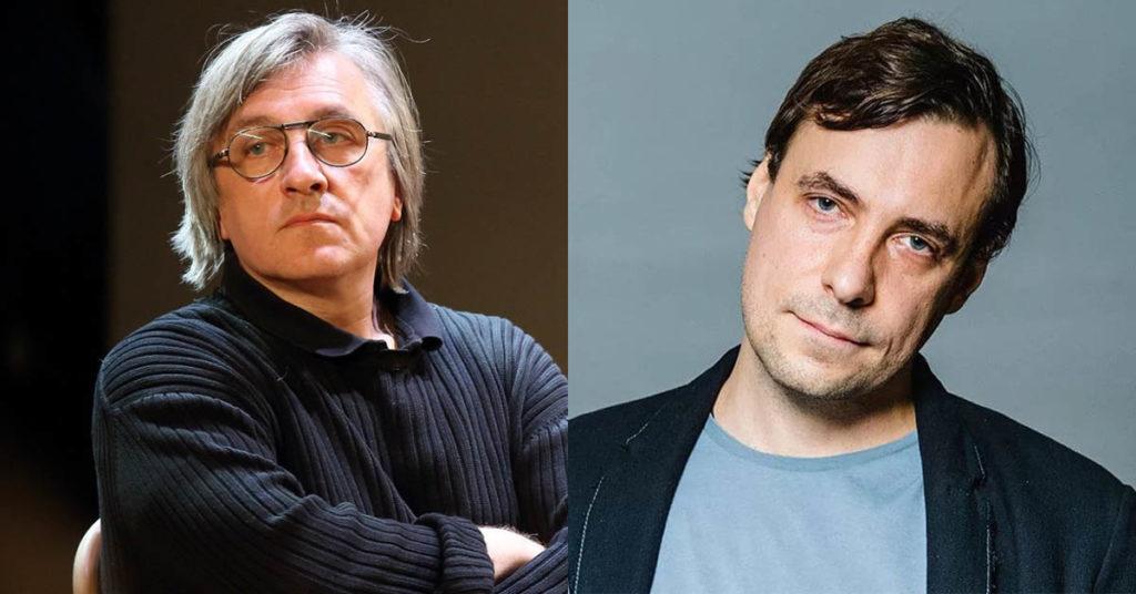 Дмитрий Крымов и Евгений Цыганов