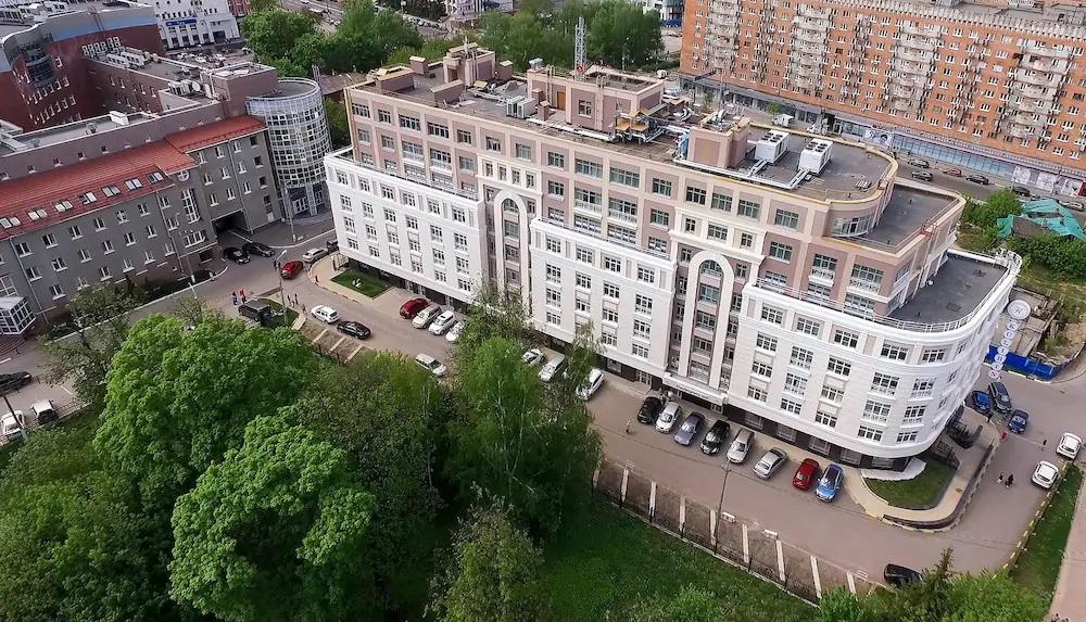 Парк - Отель Кулибин &SPA 5*