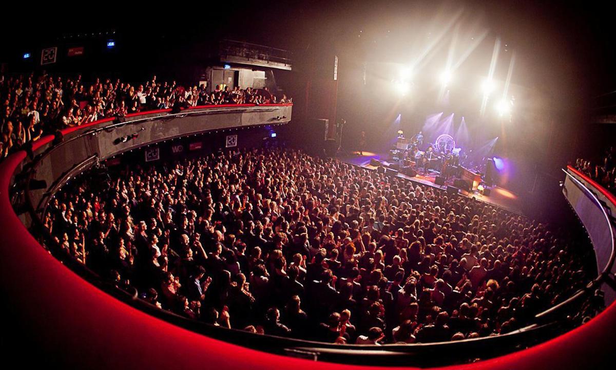 Концертный зал «Олимпия» / L'Olympia / Франция, Париж