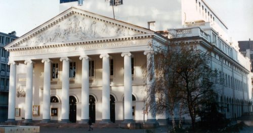 Королевский театр Ла Монне