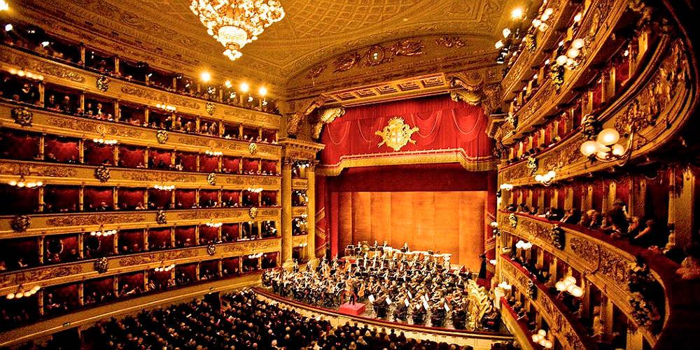 Грандиозный Гала-концерт в Ла Скала