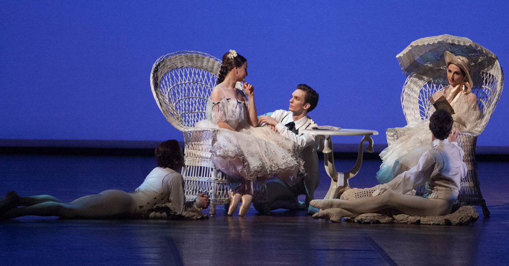 Балет Дама с камелиями, Большой театр