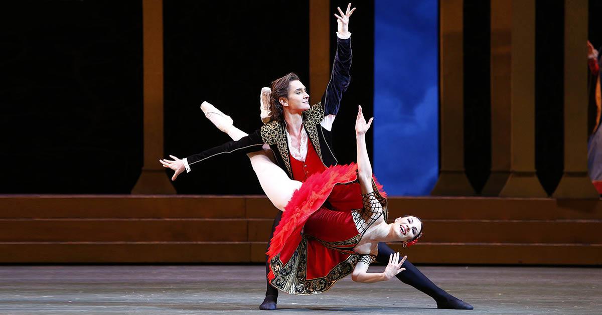 Владислав Лантратов, балет «Дон Кихот»