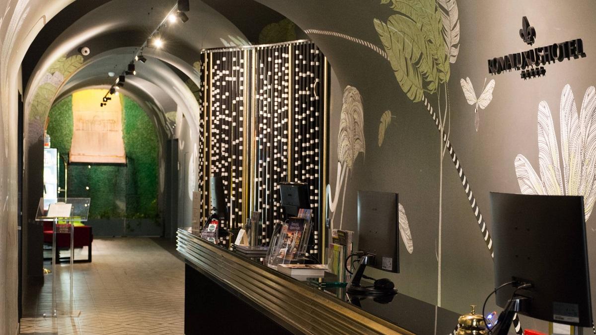 Roma Luxus Hotel 5*