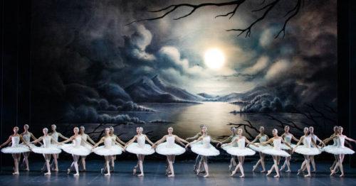 Балет «Лебединое озеро» - Михайловский театр