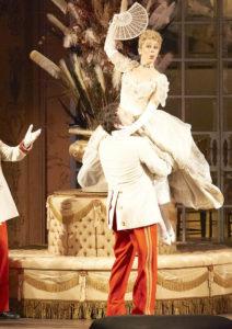 Оперетта Летучая мышь в Венской опере