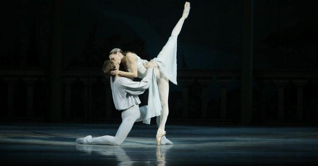 Вечер одноактных балетов Лунный Пьеро / Семь сонат / Concerto DSCH