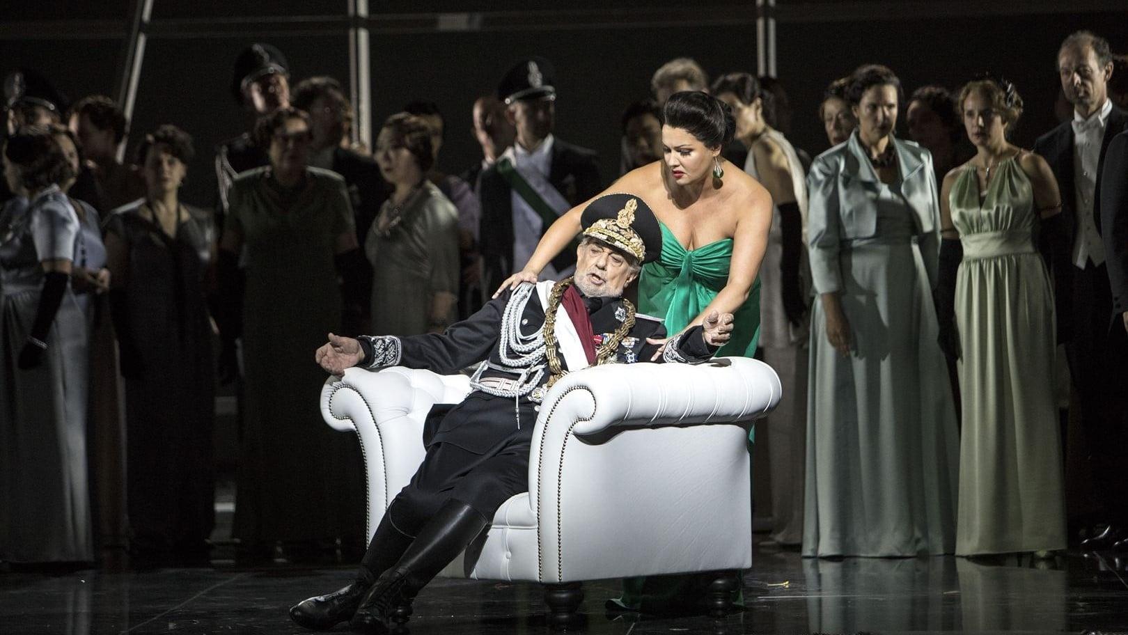 Берлинская Государственная Опера Макбет