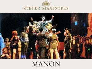 Опера Манон