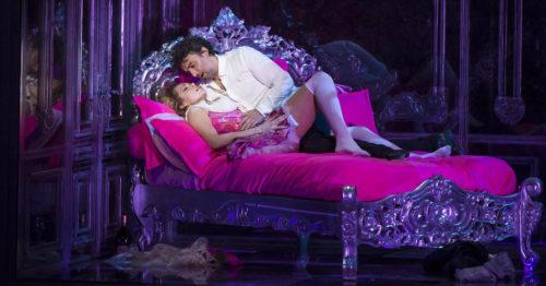 Кристине Ополайс и Йонас Кауфман в опере Манон Леско, Ковент-гарден