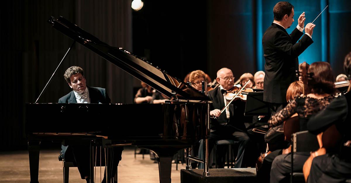 Денис Мацуев и оркестр