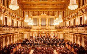 Венская филармония / Musikverein
