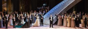 Выступления оперных звезд