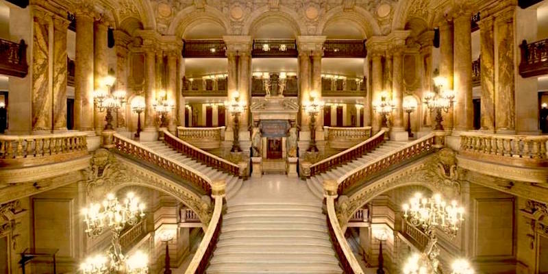 Опера Гарнье, Гранд-Опера