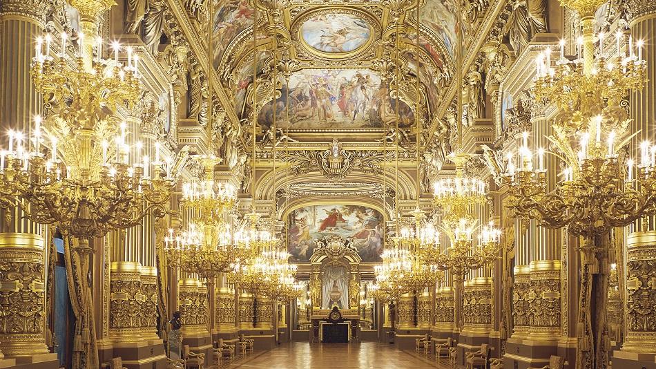 Опера Гарнье / Palais Garnier Paris