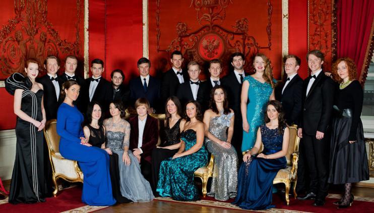оперная группа Большого театра