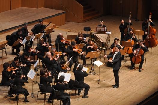 Оркестр Armonia Atenea