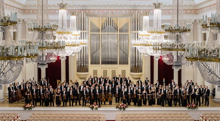 оркестр Санкт-Петербургской филармонии