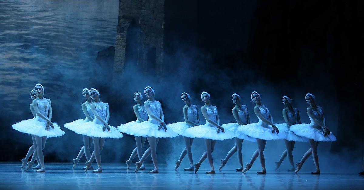 Балет Лебединое озеро, Большой театр