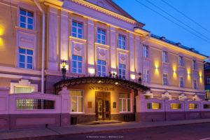 Отель Островский 4*