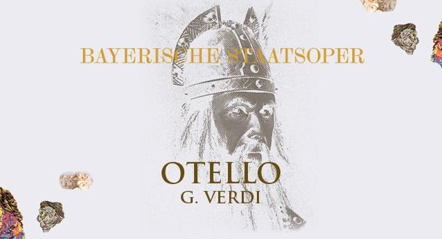Опера Отелло, афиша