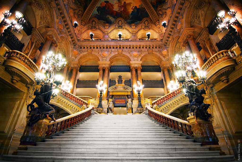 Гранд Опера / Palais Garnier