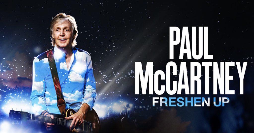 Пол Маккартни – турне Freshen Up