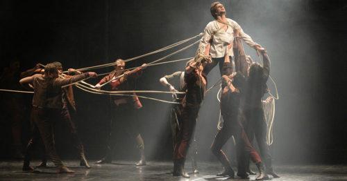 Балет Бориса Эйфмана «По ту сторону греха»