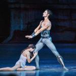 Сергей Полунин в балете Спартак