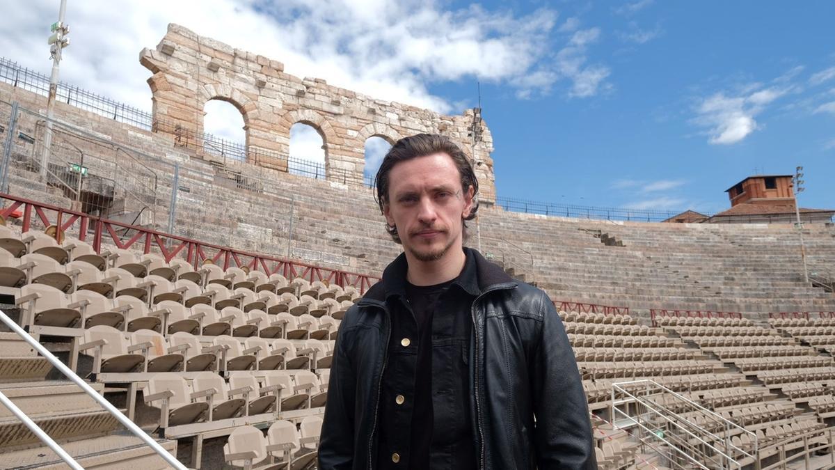 Сергей Полунин в Арена ди Верона