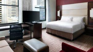 Residence Inn Chicago Downtown/Loop 4*