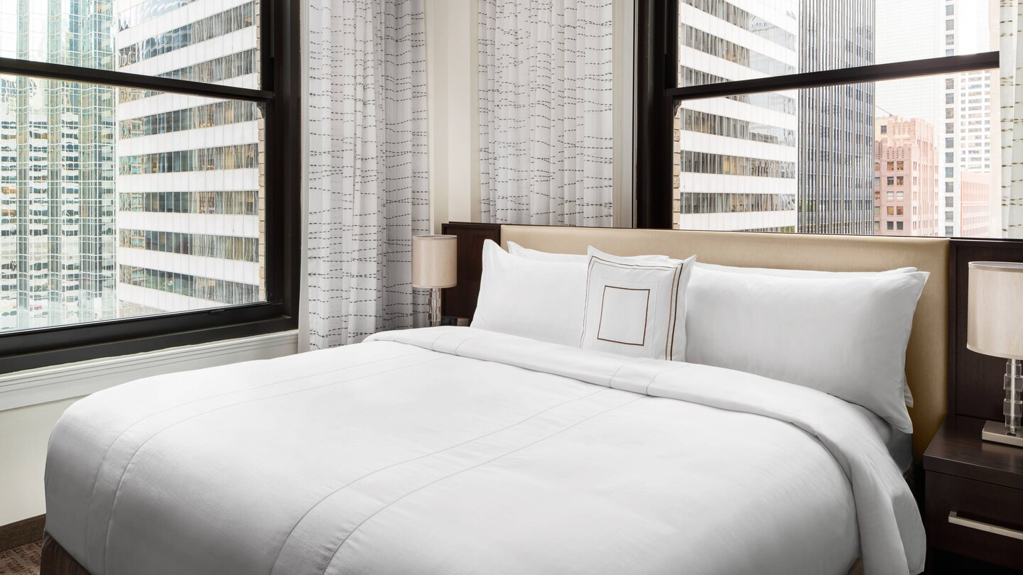 Residence Inn Chicago Downtown/Loop 4*