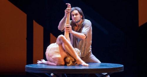 Балет «Роден, ее вечный идол», Санкт-Петербургский театр балета Бориса Эйфмана