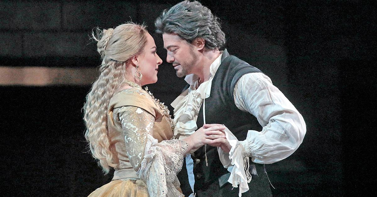 Опера Ромео и Джульетта