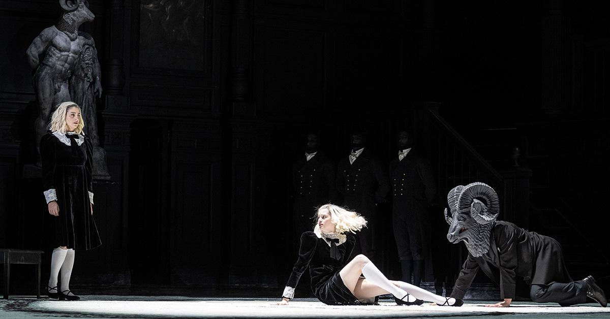 Опера «Саломея», Большой театр