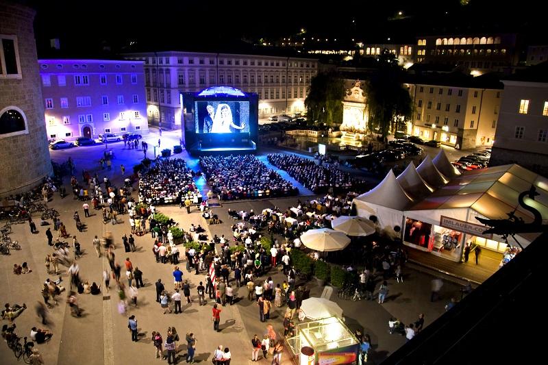 Зальцбургский Летний фестиваль / Salzburger Festspiele