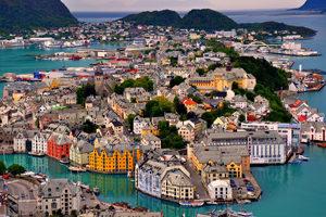 Туры по странам Скандинавии
