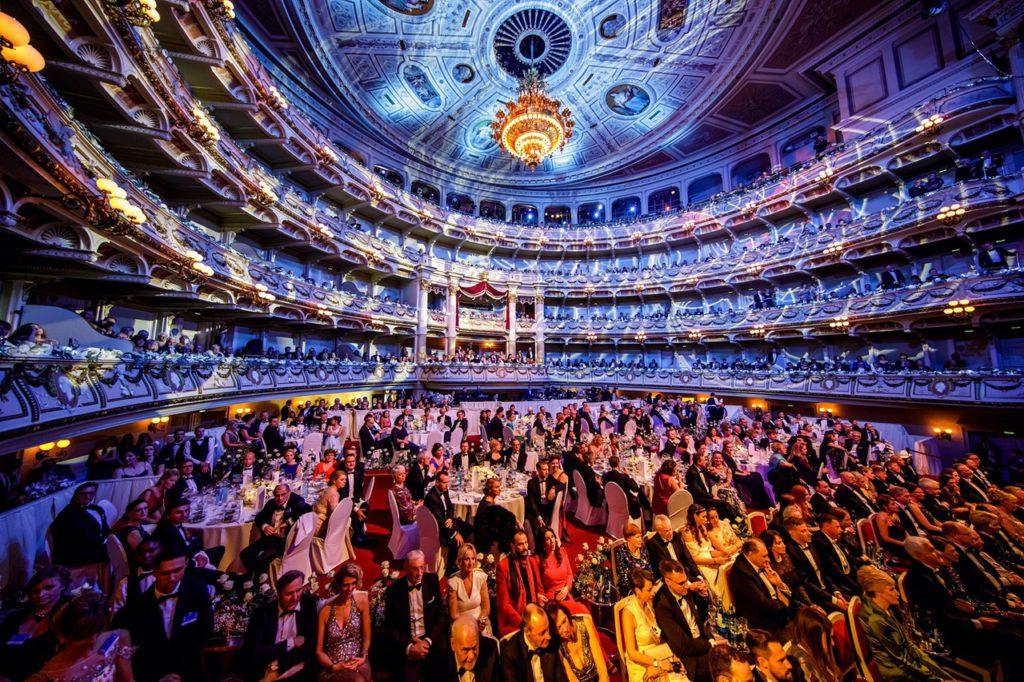 Дрезденский оперный бал Semper Opernball