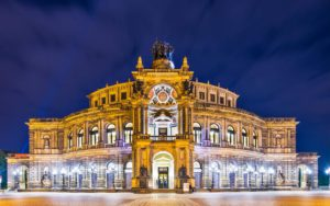 Дрезденская государственная опера / Semperoper Dresden