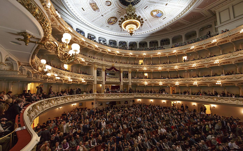 Дрезденская государственная опера / Semperoper Dresden