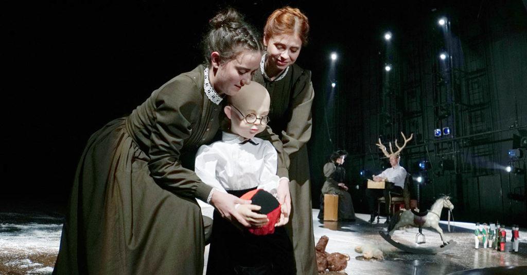 Спектакль «Сережа» МХТ им. А.П.Чехова