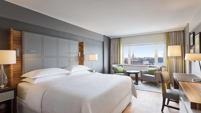 Sheraton Stockholm Hotel 5*