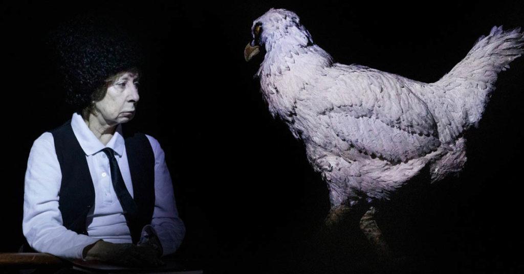 Спектакль Сказка про последнего ангела, Театр Наций