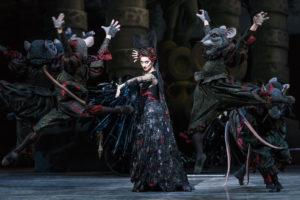 Балет Спящая красавица в Ковент-Гарден