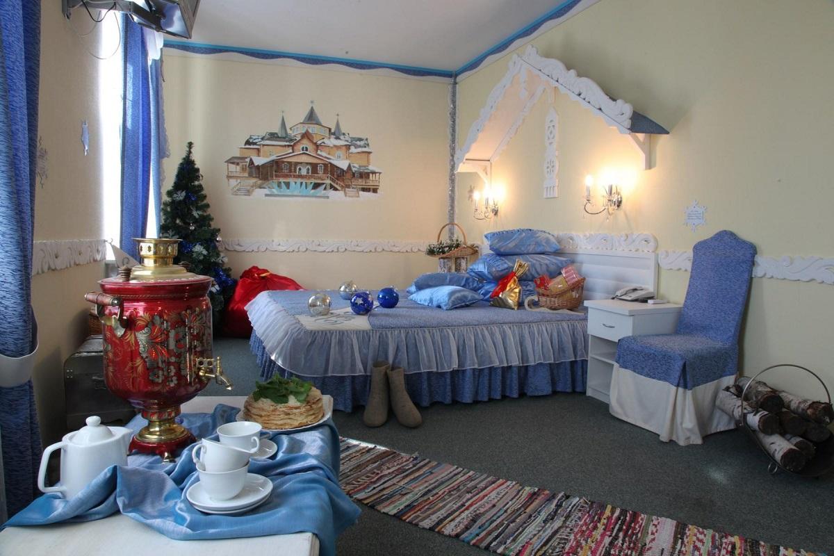 Гостиница Снегурочка 3*