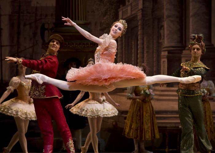 Светлана Захарова в балете Спящая красавица